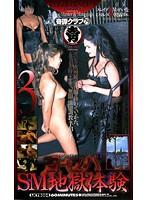 「ヨーロッパSM地獄体験 3」のパッケージ画像
