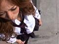 素人娘の街角胸チラ 11