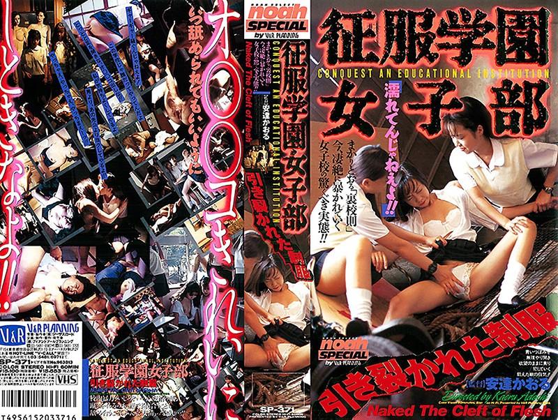 征服学園女子部 引き裂かれた制服 神崎瞳 パッケージ画像