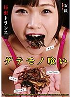 ゲテモノ喰い 昆虫トランス 衣織#1