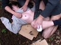 強姦映像記録集 目を覆いたくなる犯罪映像を蒐集、収録した衝撃の映像集―。 第一巻 10