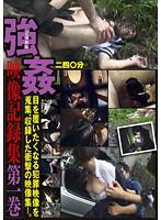 強姦映像記録集 目を覆いたくなる犯罪映像を蒐集、収録した衝撃の映像集―。 第一巻