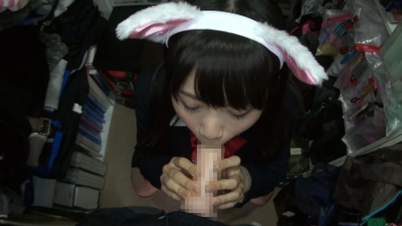女子校生のディルドーフェラ 舌と唇の動きと制服エロスでたっぷりシコらせてあげるね編 の画像1
