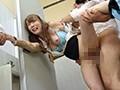 息子の同級生にトイレで脅迫され、失禁しながらも性奉仕する母親 10名300分 18