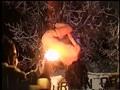 非道アイスピック 吊るされ女 火炎と針と吹き矢責め 15