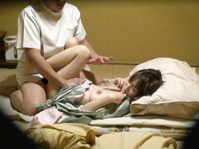 温泉旅館出張按摩盗撮 変態荒療治[二十三] の画像4