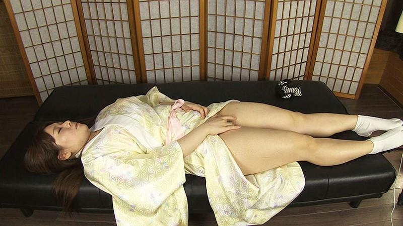 シロウトマジイキジドリノオナニー和服編 の画像11