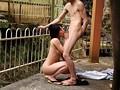 鬼●川温泉で多発中 母と息子による青姦の実態 5