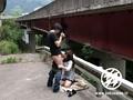 視辱露出で変態マゾに堕ちた女の野外挿し調教記録 美泉咲 28歳 6