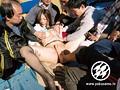 退去勧告先で不潔男に犯された女性職員、露出と複数チ●ポでドM快楽に堕ちる! 12