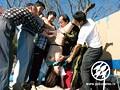 退去勧告先で不潔男に犯された女性職員、露出と複数チ●ポでドM快楽に堕ちる! 13