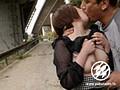 野外露出ビデオ 海上自●隊幹部の妻 ありさ(35歳) 14