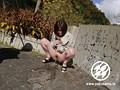 野外露出ビデオ 海上自●隊幹部の妻 ありさ(35歳) 7