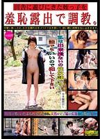 「田舎に遊びにきた姪っ子を羞恥露出で調教。 VOL.07」のパッケージ画像