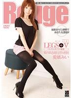 「LEGS+V パンスト・タイツの悩殺 愛璃みい」のパッケージ画像