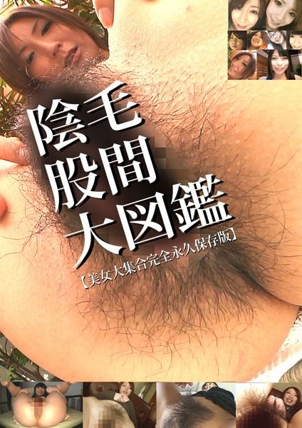 [ZKID-001] 股間陰毛大図鑑1 クンニ その他フェチ