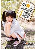 「小○生 春日野結衣 4時間」のパッケージ画像