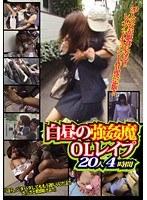 「白昼の強姦魔 OLレイプ 20人4時間」のパッケージ画像