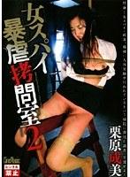 女スパイ暴虐拷問室2 栗原成美