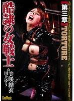 「酷隷の女戦士 第三章 TORTURE」のパッケージ画像