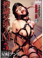 「搾隷交渉人M-5 星崎アンリ」のパッケージ画像