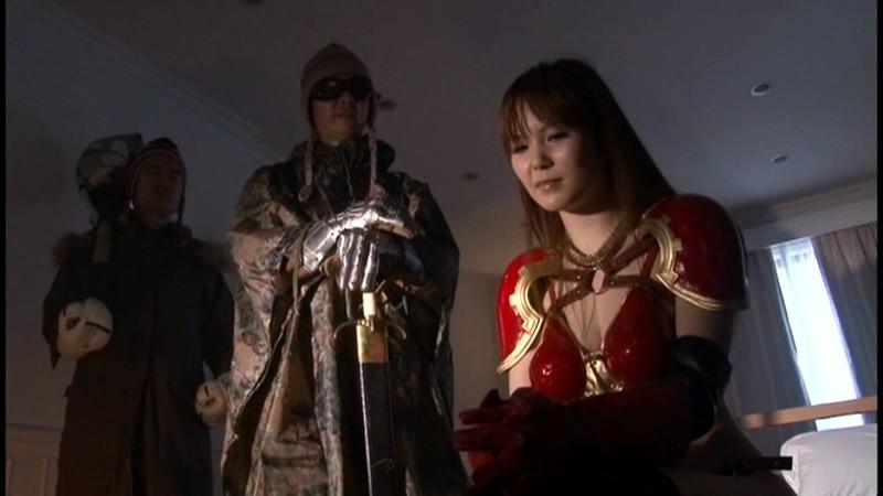 SMクエスト2 巨乳踊り子女戦士 回転コブ縄くいこみ悶絶刑 有沢りさ