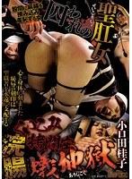 囚われの聖肛女 くいこみ拷問牢 浣腸蟻地獄 小口田桂子