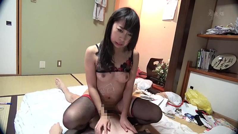 ねぇアナタ、私ね、酷いコトされないとイケないカラダになりました。 咲坂花恋画像18