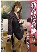 「新 ●校教師 桃色の放課後」のパッケージ画像