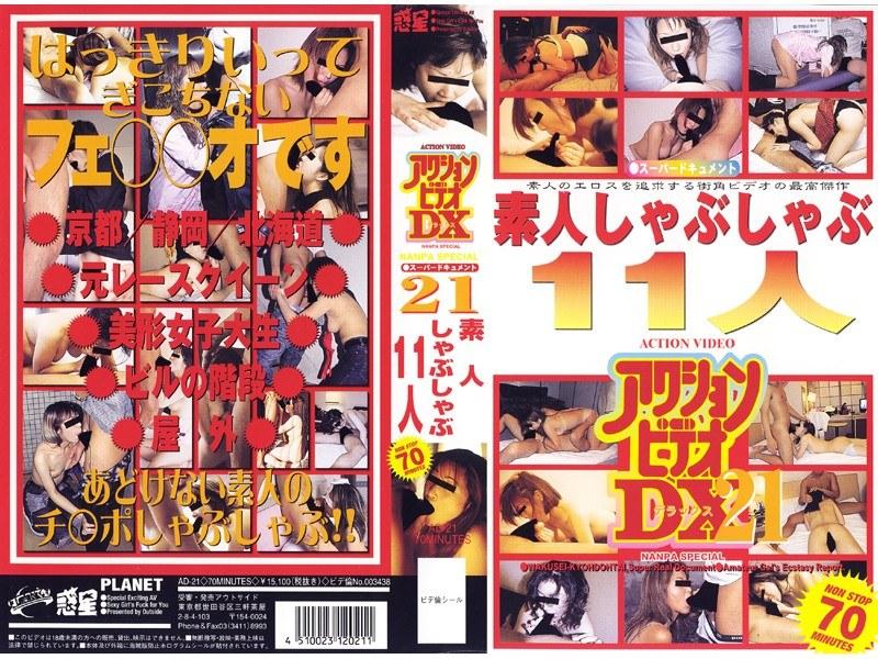アクションビデオDX 21