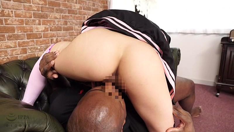 黒人メガチ●ポVSコスプレイヤー麻里梨夏 の画像17