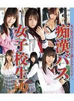 「痴漢バス女子校生 COLLECTION HD」のパッケージ画像