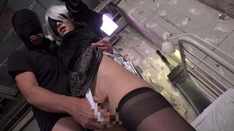 美少女機械人形●B×アナル&マ●コ2穴中出しファック×10連続大量ザーメンぶっかけ 三原ほのか