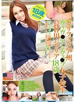 「カリフォルニア州ヴィヴ●アンウェ●ブ女子校生 長谷川ジュリア18歳」のパッケージ画像