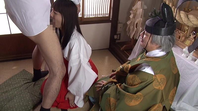 巫女物語 あおいれな・あべみかこ・栄川乃亜・永井みひな