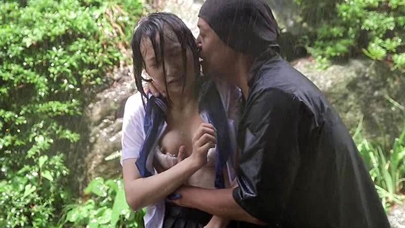 びしょ濡れ女子●生雨宿り強×制わいせつ3 画像20枚