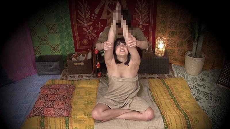 ★配信限定特典付★素人人妻をタイ古式マッサージの無料体験と偽り騙して癒して中出ししちゃいました 中央区編 の画像5