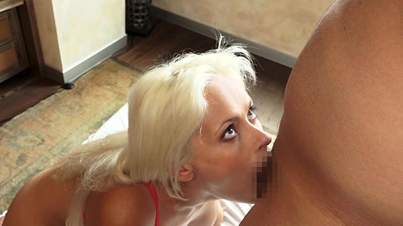 で、でけぇぇぇえええ!! 大発掘!110cm Jカップ! 金髪イタリア爆乳美女。 の画像16