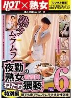 夜勤の熟女看護師にねだり猥褻 特別編 朝でも夜でもムラムラさせる性交渉! ダウンロード