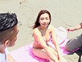 海岸デカチンナンパ ビキニギャルが大興奮でイキまくりDX 14