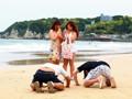 [RHE-462] 夏だよっ!海ナンパ2 土下座でオトして顔騎でイカせろ!!ビキニギャルと真夏の絶頂SEX
