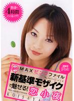 MAX ピンクファイル あの新基準モザイクで魅せる! 恋小夜 ダウンロード