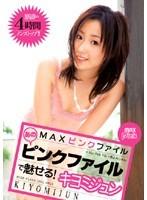 MAXピンクファイル あのピンクファイルで魅せる! キヨミジュン