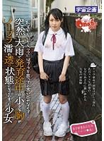 恥ずかしいから、ママにはブラを買ってと言い出せなくて…突然の大雨で発育途中の小さな胸がノーブラ濡れ透け状態になってしまった少女 東京都豊島区在住 あさみ(1●歳) ダウンロード