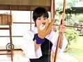 部活女子校生01 弓道部 麻弥 サンプル画像 No.1