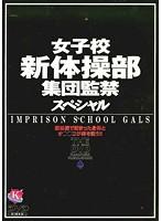 「女子校新体操部集団監禁スペシャル NOV-5007」のパッケージ画像