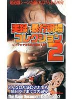「実録・暴行現場コレクション 2」のパッケージ画像