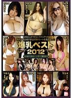 爆乳ベスト2012 14人のベストシーンすべて見せます
