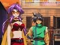 ロマンスは剣の輝きII 第1話 「えぇっ〜!?魔王復活ぅ〜!?」sample17