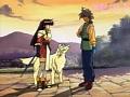 ロマンスは剣の輝きII 第2話 「暗黒神ですってぇ~」